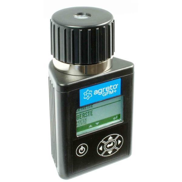 Profesionální vlhkoměr na obilí Agreto GFM+ pro měření vlhkosti zrna USB