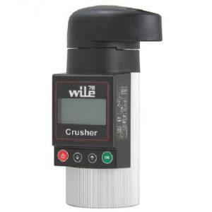Wile 78 Drtič vlhkoměr obilí pro měření vlhkosti zrna, semen a olejnin s mlýnkem